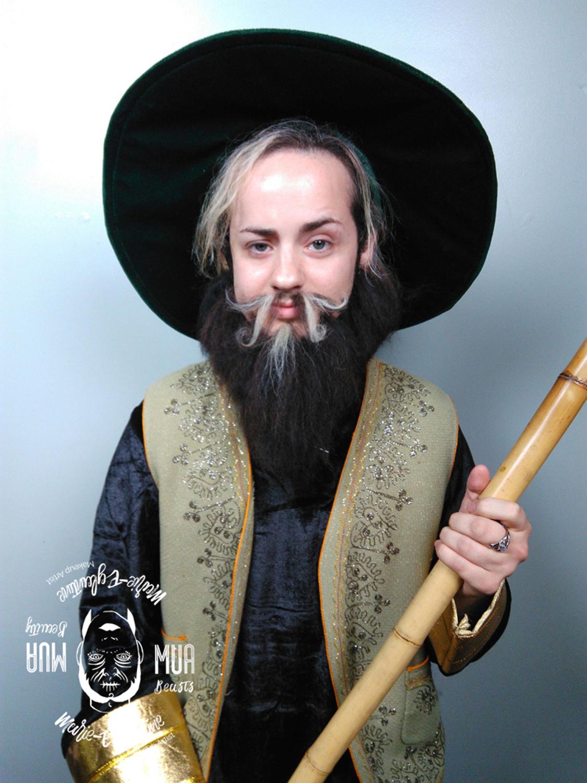 Fake beard application