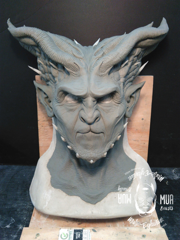 Sculpture etape 5