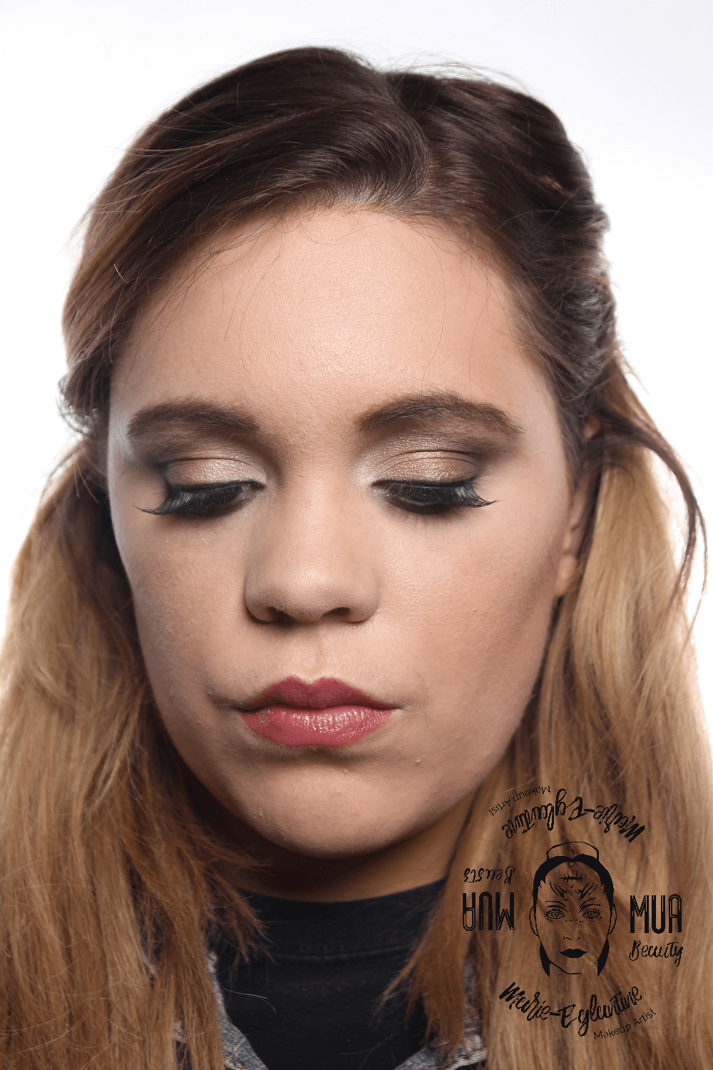 Maquillage Smokey eye