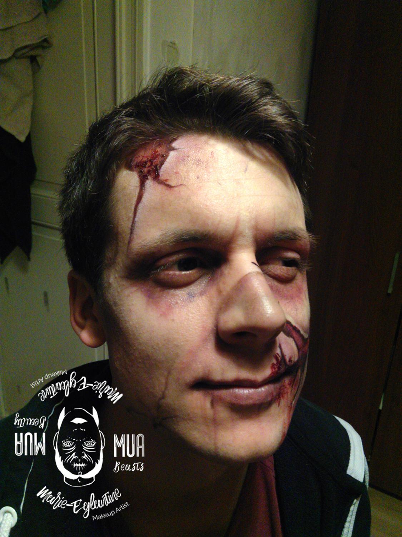 Zombie à la Zombie Night à LLN